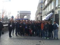 Voyage Pédagogique à Paris (pour les collègiens)