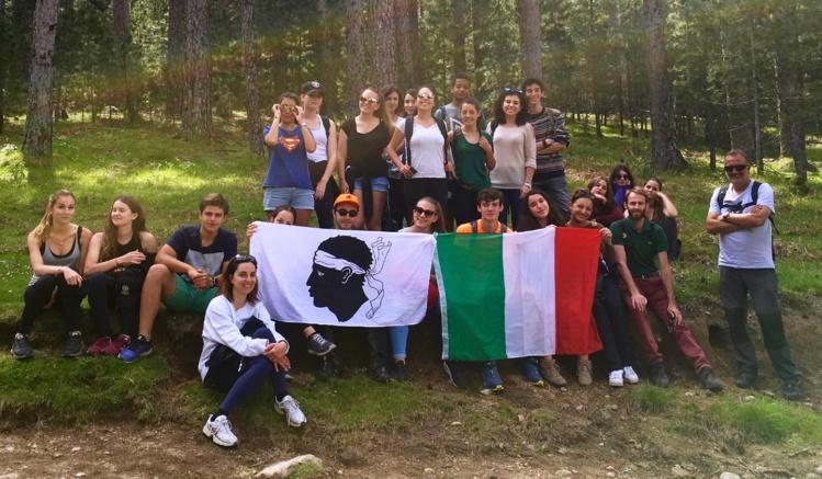 """Échange CorsItalia"" (élèves italianistes)"