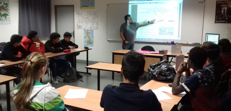 "Formation au ""Brevet d'Initiation Aéronautique"" (BIA)"