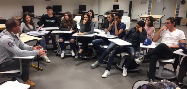 """Création d'une """"Mini-Entreprise-EPA"""" (Entreprendre Pour Apprendre) pour les élèves de 1°STMG"""