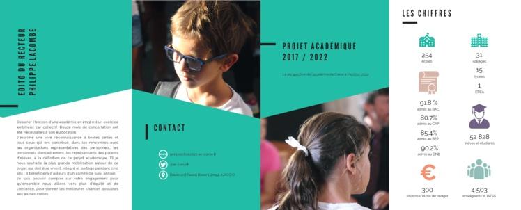 Projet Académique 2017-2022