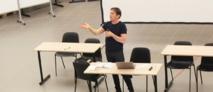 """Conférence de Jean-François Bernardini (Afc-Umani) : """"Non-violence : un équipement de vie"""""""