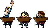 Horaires des Cours du Lycée