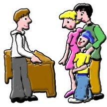 Accueil des Familles