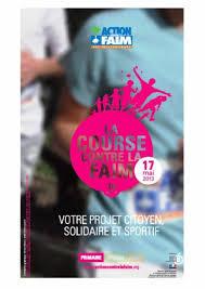 """""""Course Contre la Faim"""" (16ème édition)"""