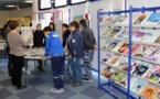 """""""25ème Semaine de la Presse et des Médias dans l'école"""" (pour les élèves de la classe FLE)"""