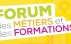 """""""Forum des Métiers et des Formations"""" (pour les 4èmes et 3èmes)"""