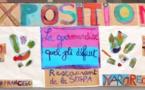 """Classe ULIS : Exposition sur """"La Gourmandise, quel joli défaut"""""""