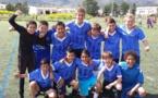 """UNSS Football : Les Benjamins """"Champions Académiques de Corse 2014"""""""