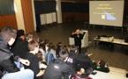 """Conférence-débat """"Métiers & Mixité"""" avec M. BENOIT, universitaire et chercheur (pour les 2ndes)"""