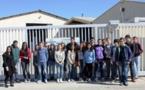 """Visite de l'entreprise """"Corstyrène"""" à Aléria (1°ES)"""