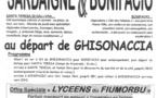 """Escapade en Sardaigne & Bonifacio"""
