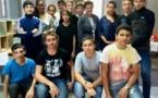 """""""Fête de la Science"""" à Ghisonaccia (14 élèves de 3ème et 2nde de """"l'atelier scientifique"""")"""