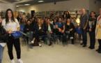 """""""1er Prix"""" du Concours Vidéo """"60 secondes chrono"""" pour les élèves de 3ème Bilingue et la classe ULIS"""