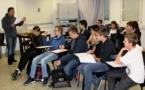"""""""Préparation au B.I.A"""" (Brevet d'Initiation Aéronautique) pour 12 élèves de 3ème"""