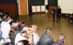 """Rencontre Musicale avec """"Léo CERA et Hend"""" (classes bilingues)"""