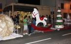 """Parade de Noël"" à Ghisonaccia"