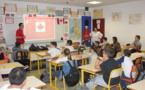 """Un """"Intervenant Canadien"""" au Collège (6èmeB)"""
