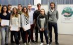 """""""32èmes Olympiades Académiques de Chimie 2016"""" (3 lauréates au Lycée du Fium'Orbu)"""