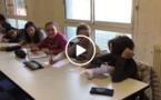 """Concours """"Non au harcèlement"""" 2015-2016 : """"Prix coup de coeur académique"""" pour la classe de 6°F, du Collège du Fium'Orbu"""
