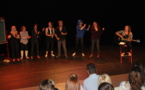 """Représentation Théâtrale """"Avant de partir on a des choses à dire !"""" (par les élèves de l'Atelier Théâtre du Lycée)"""