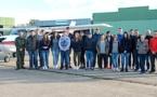 Vol de découverte à l'aéroclub Ghisonaccia Alzitone (18 élèves du BIA)