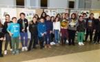 """""""Exposition"""" des élèves de """"5ème Bilingue"""" de Mme Antony"""
