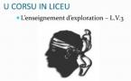 """""""Enseignement d'Exploration - LV3 Corse"""""""