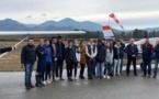 Vol de découverte à l'aéroclub Ghisonaccia-Alzitone (16 élèves du BIA)