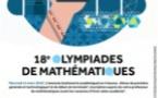 """""""18èmes Olympiades de Mathématiques"""" (1ères)"""