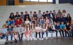 """""""Ateliers scientifiques"""" présentés à une classe de primaire de Prunelli-di-Fium'Orbu (par des élèves de 3ème et 1ère)"""