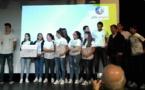 """""""5ème Championnat Régional Corse"""" des mini-entreprises : """"Prix spécial RH et Management"""" (T°STMG)"""