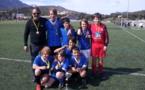 """UNSS Football : Les Benjamins """"Champions Académiques"""""""