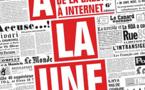 """Exposition de la Bibliothèque Nationale de France (au CDI du Lycée) : La Presse à la Une """"De la Gazette à Internet"""""""