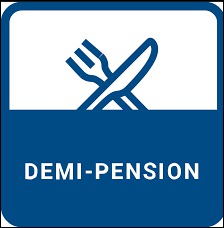 INSCRIPTIONS A LA DEMI PENSION  -  RENTREE 2019