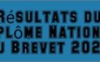 RESULTATS DU DNB SESSION 2020