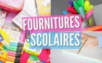 FOURNITURES SCOLAIRES RENTREE 2020