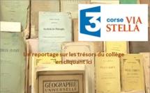 REPORTAGE: A LA DECOUVERTE DES TRESORS DU COLLEGE...