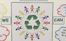 """""""TOGETHER  WE  CAN  SAVE THE PLANET !""""  EXPO"""