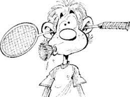 Principales régles du badminton