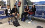 Aéroport d'Ajaccio, étape 1