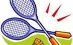 Compétition de badminton du 18 janvier 2017