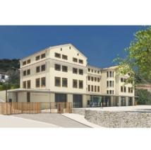 collège Camille Borrossi - Vico -