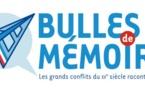 """Le concours BD : """"Bulles de Mémoire"""" 2019-2020"""