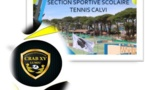 Section sportive tennis/ rugby