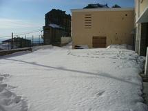 De la neige !!!