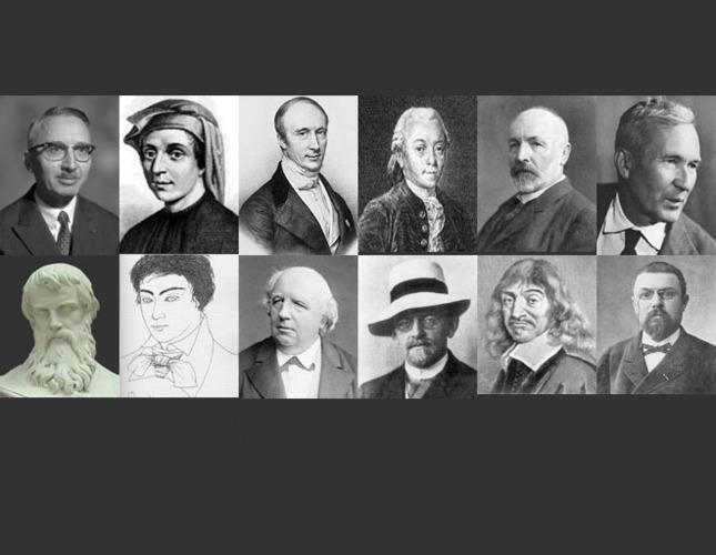 Quelques biographies de mathématiciens