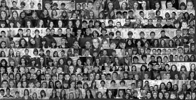 Les photos de classes (2011-2012)
