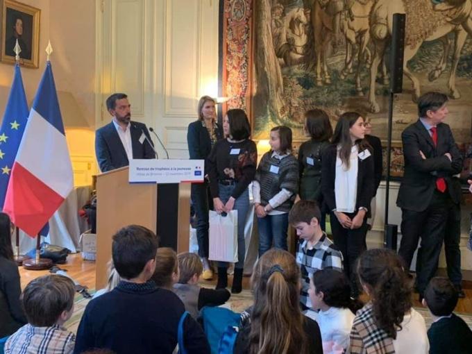 BD Petit Jean primée au Concours Bulles de mémoire