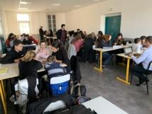 Photo extraite du twitter officiel Vie Lycéenne France